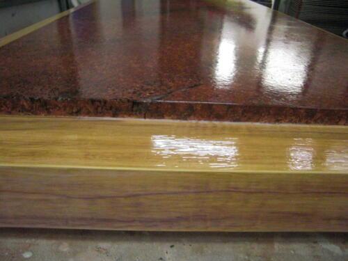 Holz- und Steinimitation