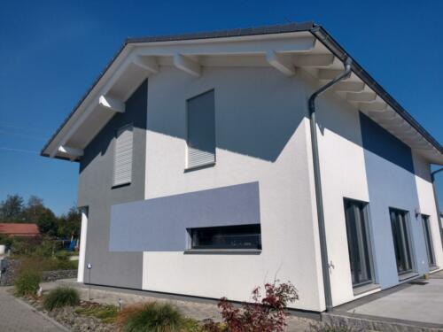 Fassade streichen4