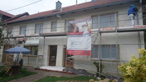 Fassadenanstrich2